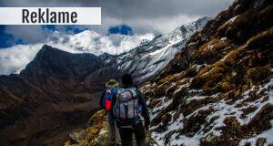 Vandring i bjerge